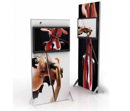 Tension Fabric Frame