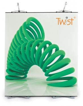 Easilink Twist Banner Stand