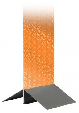 Wedge II – Panel Holder