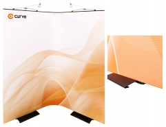 Curve – Display system