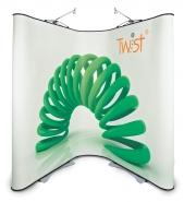 Flexilink Twist Banner Stand